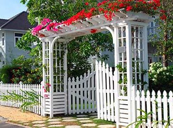 Our Fences Add to the Curb Appeal of Your Property—Saltos Landscaping LLC