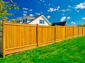 Our Fences Add Privacy—Saltos Landscaping LLC